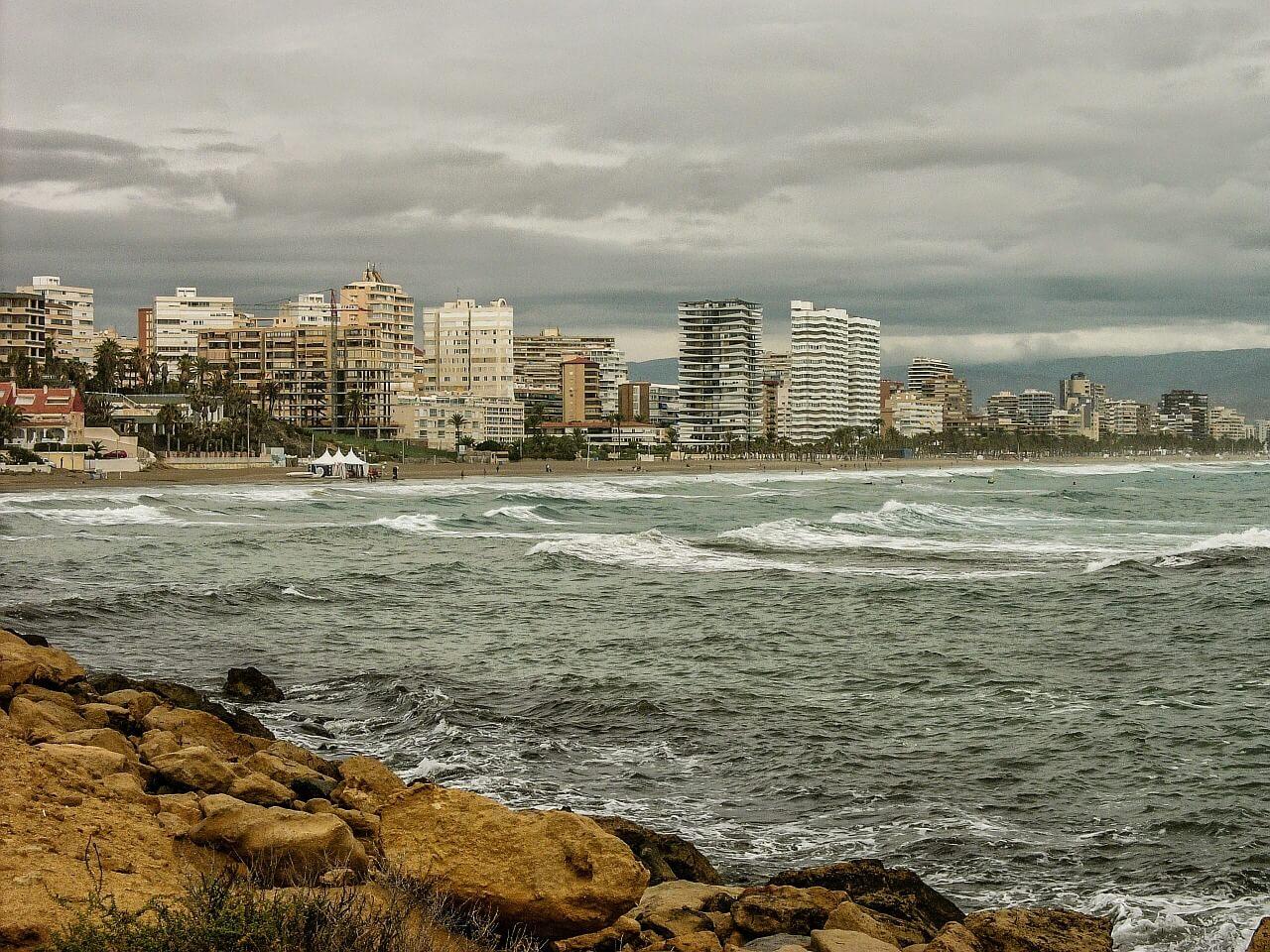 Погода в Испании