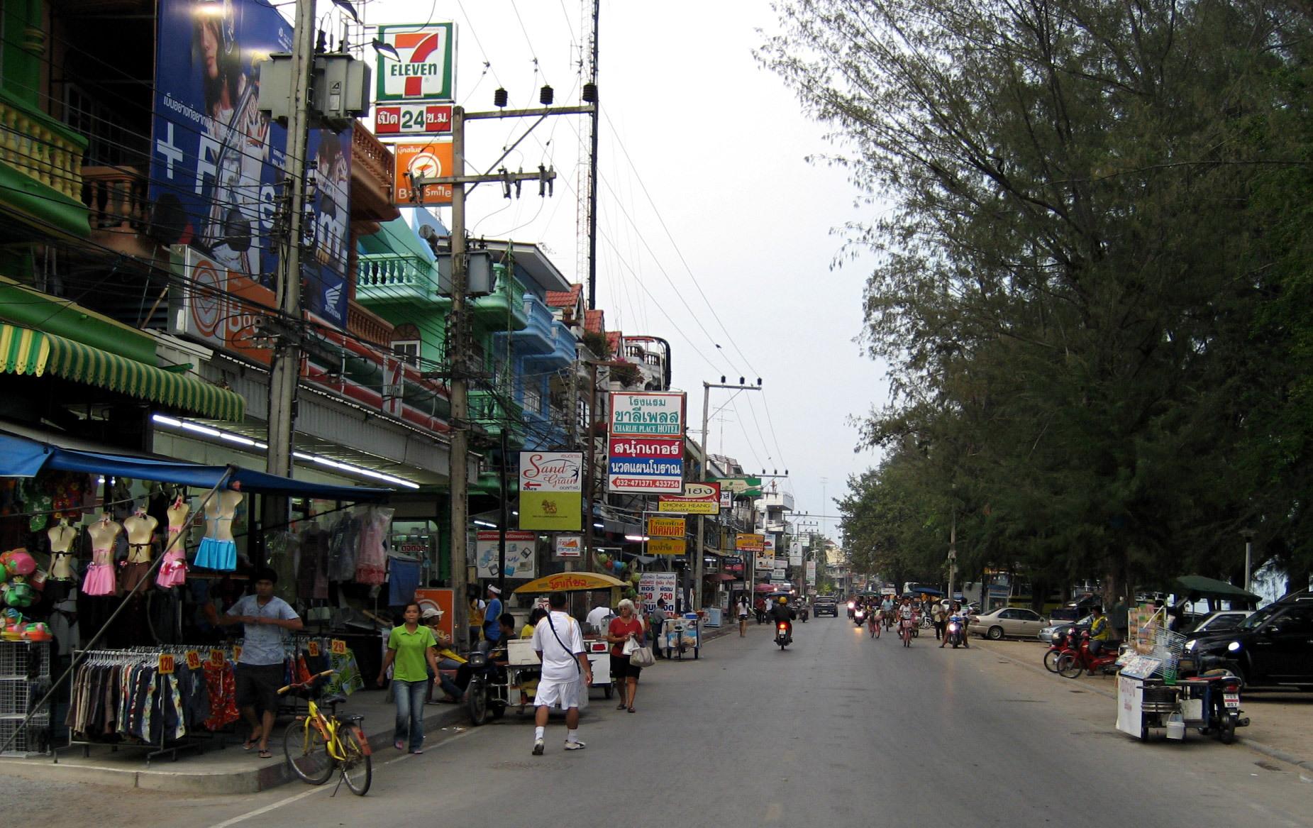Вид на жительство в тайланде