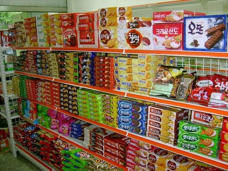 Работа в Южной Корее отзывы - супермаркет
