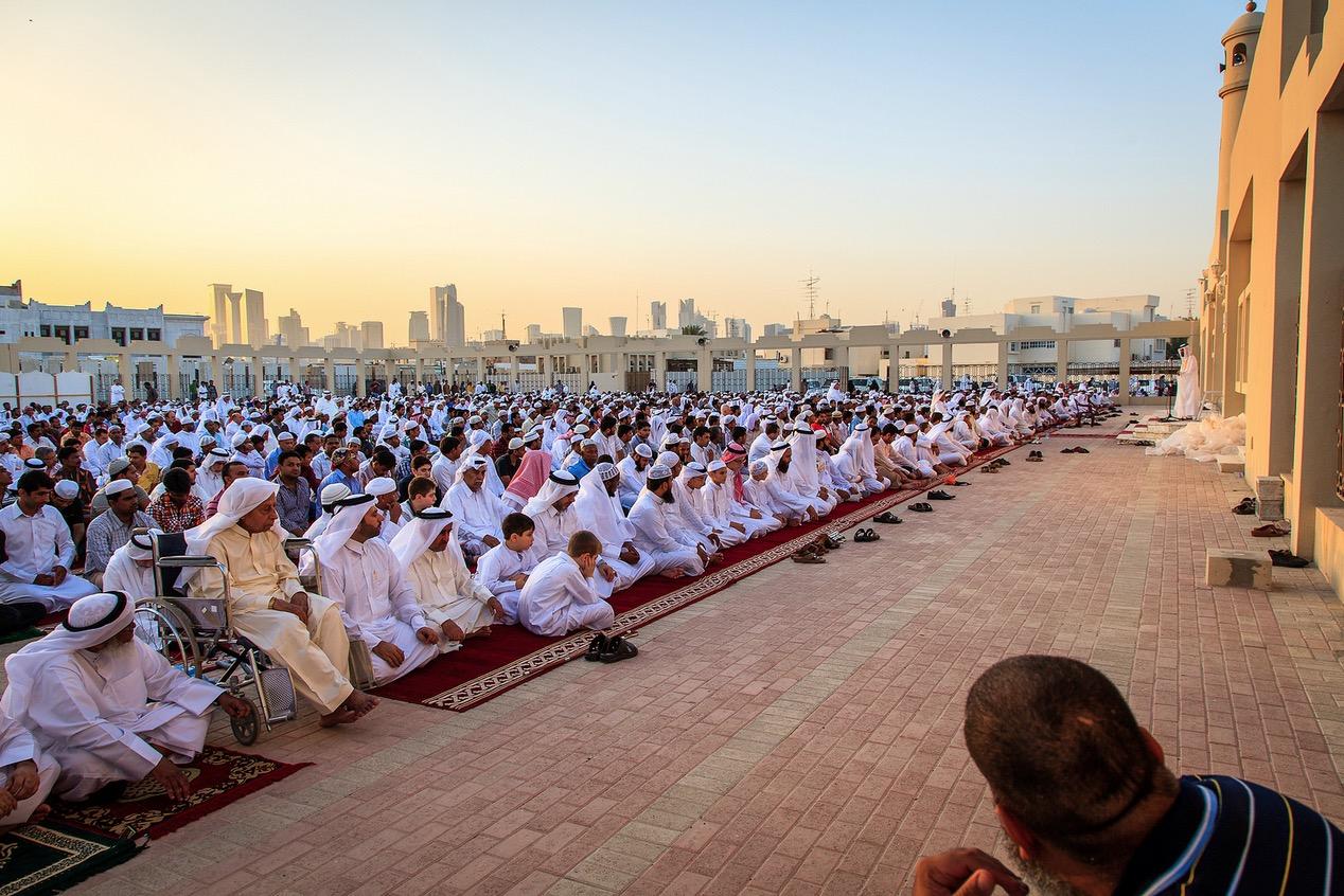 Работа в Катаре для русских - рамадан