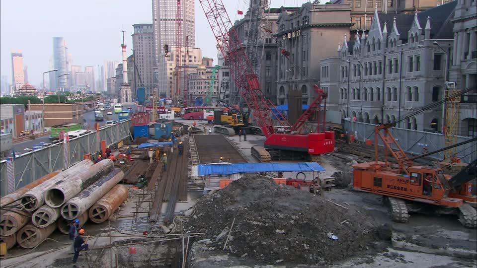 Работа в Китае отзывы, условия жизни, цены - работа на стротельстве