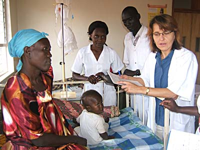 Волонтерские программы за рубежом 2017 - госпиталь в Уганде