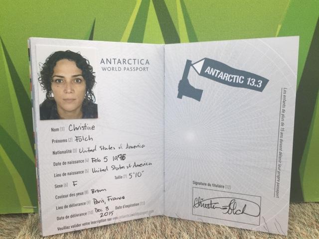 Как получить гражданство Антарктиды - паспорт Антарктиды