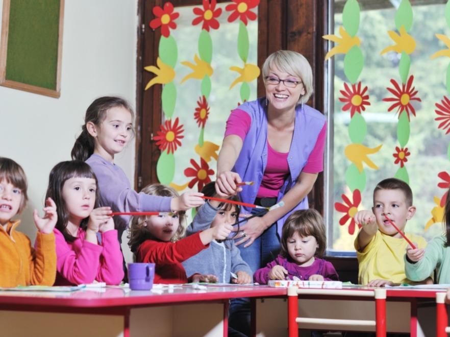 Работа в Польше с ребенком - детский сад