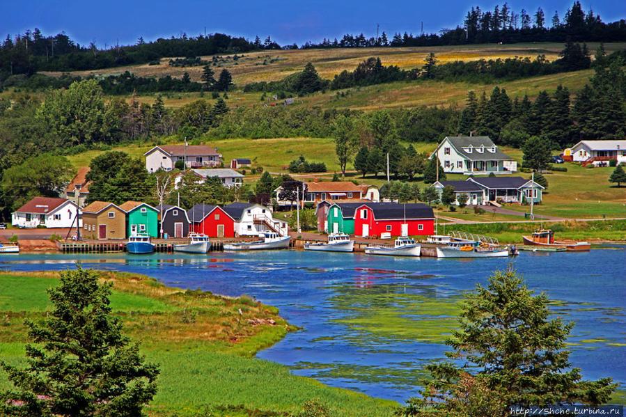 Федеральные программы иммиграции в Канаду 2017 - Остров Принца Эдуарда