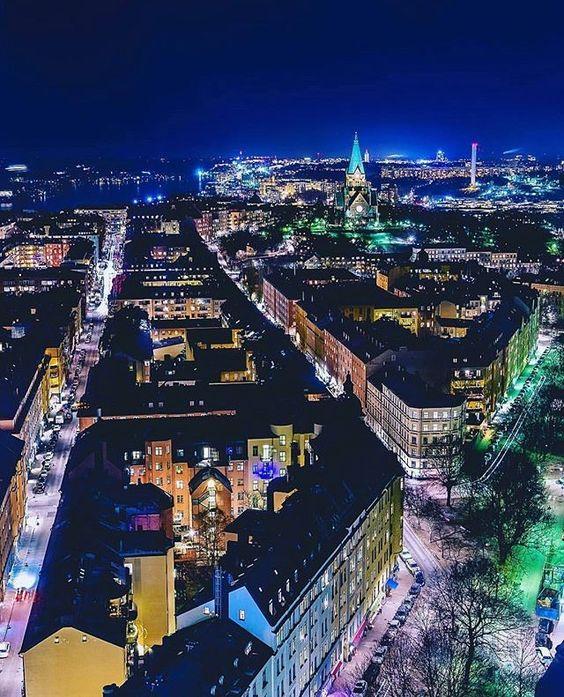 Швеция для студентов