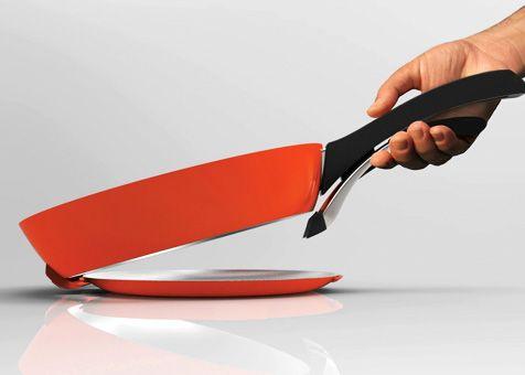 Дизайн сковородки получивший премию в 2017 г