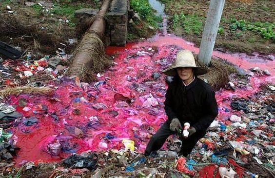 Производства в Китае произвели глобальные проблемы в экологии